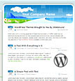 Freshart Blue | SiteGround WordPress 1.0 Templates