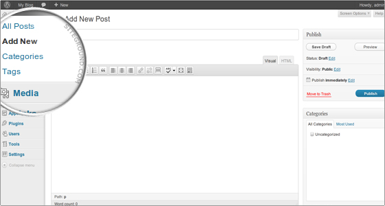 Blog Tutorial - How to create a blog website with WordPress