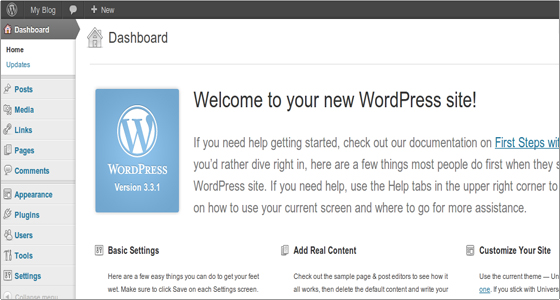 Blog tutorial how to create a blog website with wordpress for How to build a blog