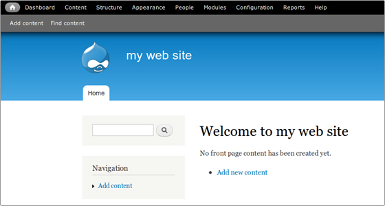 Blog Tutorial - How to create a blog website with Drupal