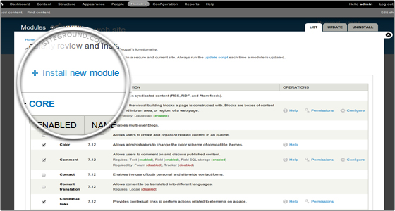 Drupal Modules Tutorial - How to Install Drupal Modules