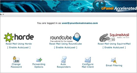 WebMail Access