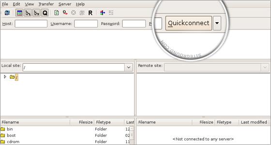 FileZilla Tutorial - How to use FileZilla FTP client