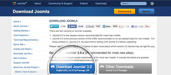 how to install joomla How to install joomla download_joomla download joomla