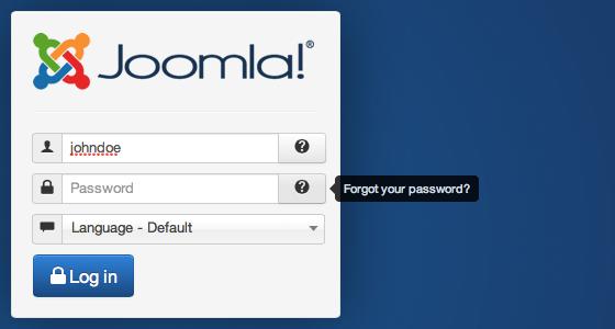 Tutorial: How To Log Into Joomla?