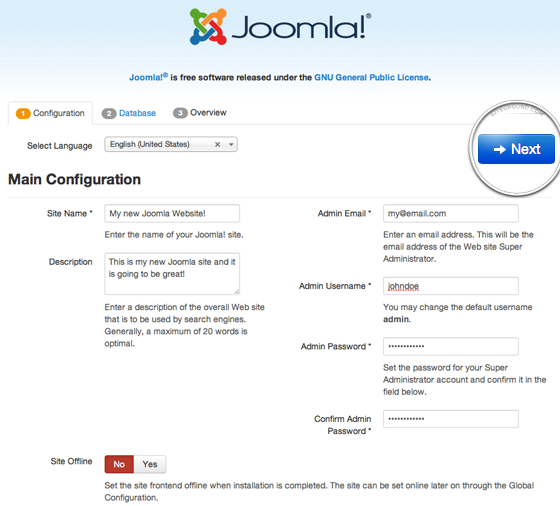 how to install joomla manual joomla 3 installation guide