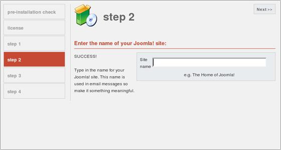 how to install joomla  u2122 1 0 cms manually  Vehicle Security Module