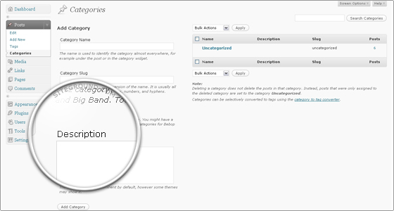 how to make seo page titles and discriptions wordpress