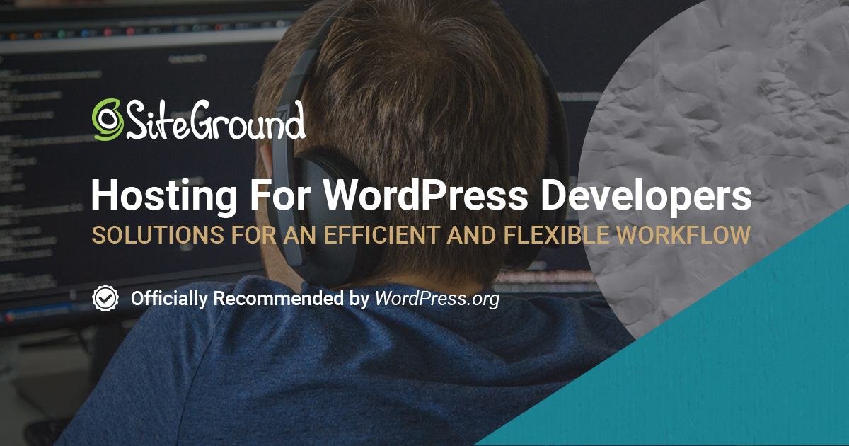 WordPress Developers Hosting for Efficient and Flexible Workflow